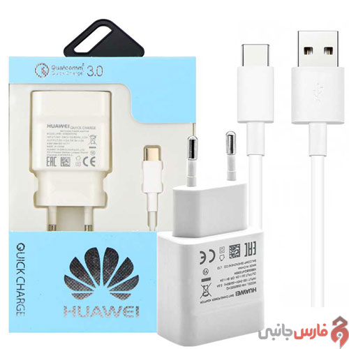 Huawei-Quickcharge-1m-Type-C-charger