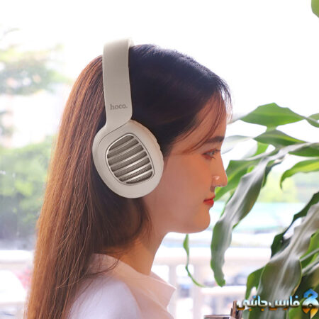 Hoco-W23-Brilliant-Sound-wireless-headphone-5