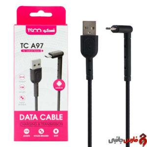 TSCO-TC-A97-1m-microUSB-L-shape-data-charging-cable-1