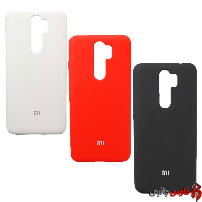 Siliconi-Cover-Case-For-Xiaomi-Redmi-Note-8-Pro-7