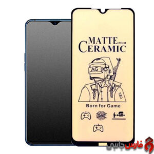 buy-price-xoiaomi-redmi-note-8t-matte-ceramics-screen-گلس-سرامیکی-مات