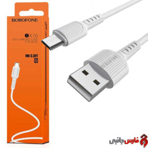 Borofone-BX16-Easy-1m-microUSB-cable-6