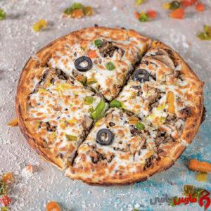پیتزا رست بیف (زبان)