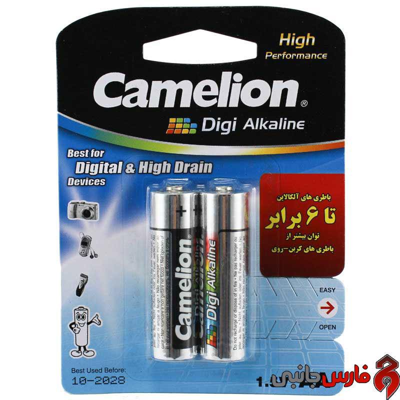 باتری قلمی CAMELION