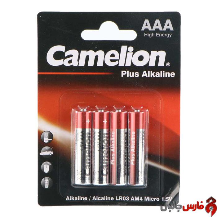 باتری نیم قلمی Camelion
