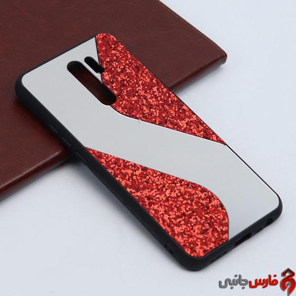 آینه قرمز Redmi 9